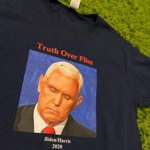 Mike Pence Fly Vice Presidential debate Shirt